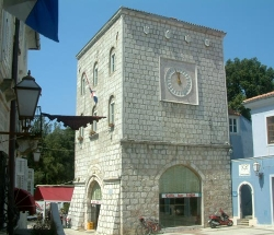 Krk old town hall